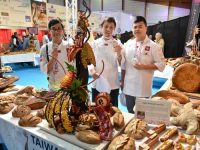 Taiwan and pastry