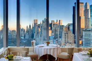 Le Mandarin oriental à New York