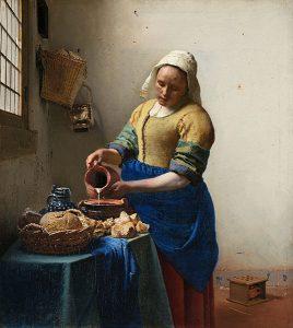 Johannes_Vermeer_-_Het_melkmeisje_-_Google_Art_Project-600h