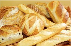 De bien jolies croûtes, mais la farine raffinée n'est pas recommandée par l'Anses...