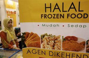 Halal frozen