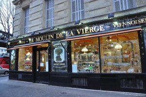 Une enseigne fétiche à Paris...